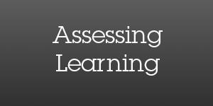 assessinglearning